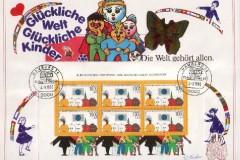 Collage - Glückliche Welt, Glückliche Kinder
