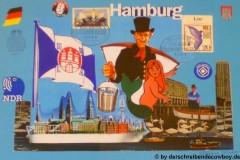 Collage - Hamburger Hafen