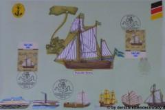 Collage - Schiffe