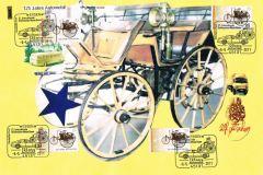 Collage - 125 Jahre Automobil
