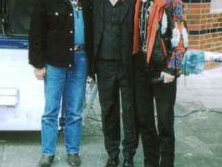 25 Jahre EKZ Wilhelmsburg - Ich, Barry Lane und ... (September 2002)