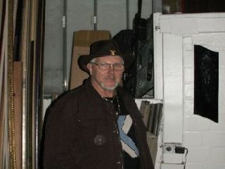 Vernissage bei der Galerie Gerhard (Dezember 2008)