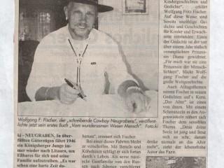 Süderelbe Wochenblatt [Februar 1999] – Als kleiner Junge in Litauen verschollen